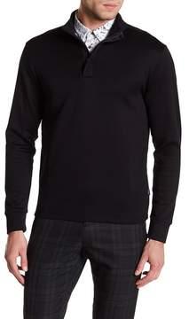 HUGO BOSS Sidney Quarter Zip Pullover