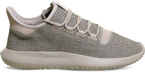 adidas Tubular Shadow two-tone knit trainers