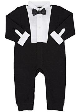 Dolce & Gabbana Infants' Cotton-Blend Tuxedo Coverall