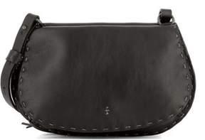 Henry Beguelin Women's Black Leather Shoulder Bag.