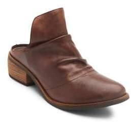 Matisse Augustine Leather Mules