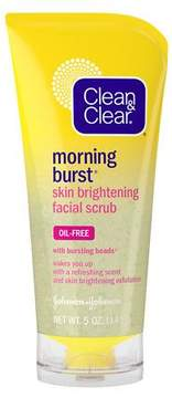 Clean & Clear Morning Burst Skin Brightening Facial Scrub