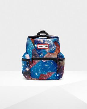 Hunter Original Top Clip Space Camo Mini Backpack