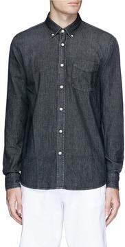 Denham Jeans 'The Standard' washed denim shirt