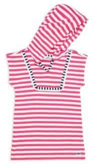 Vineyard Vines Toddler's, Little Girl's& Girl's Striped Cover-Up