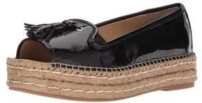 Adrienne Vittadini Womens Parke Peep Toe Casual Espadrille Sandals.