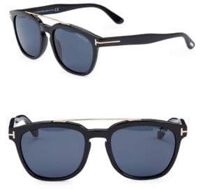 Tom Ford Holt 54MM Square Sunglasses