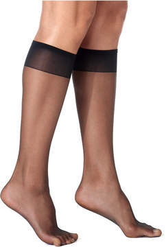 Berkshire Plus Size Ultra Sheer Knee Highs Hosiery 6460