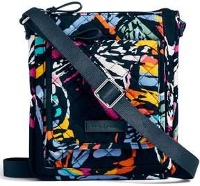 Vera Bradley Iconic RFID Mini Hipster - PAISLEY STRIPES - STYLE