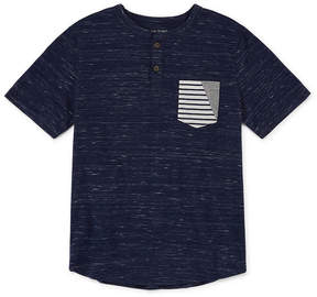 Arizona Short Sleeve Henley Shirt Boys