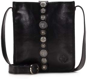 Patricia Nash Vintage Studded Hardware Collection Venezia Cross-Body Bag