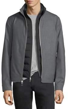 Michael Kors 3-in-1 Jacket w/ Vest Lining