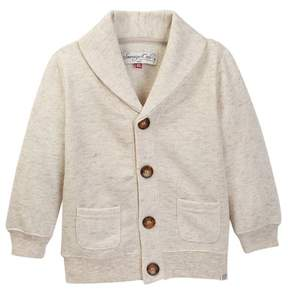 Sovereign Code Hoyt Heathered Cardigan (Toddler & Little Boys)