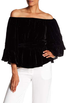 C/Meo Allure Pearl Blouse