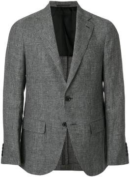 Caruso button up classic jacket