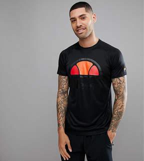 Ellesse Sport T-Shirt With Logo In Black