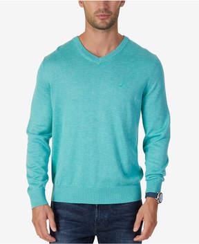 Nautica Men's Classic-Fit V-Neck Sweater