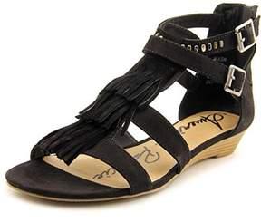 American Rag Womens Aleah Open Toe Casual T-strap Sandals.