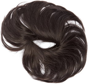 Hairdo. by Jessica Simpson & Ken Paves Midnight Brown Casual-Do Wrap