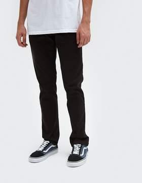 Obey Working Man Pant II in Black