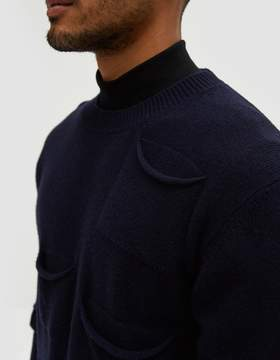 J.W.Anderson Multi Pocket Crew Neck
