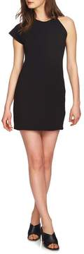 1 STATE 1.STATE One-Sleeve Body-Con Dress
