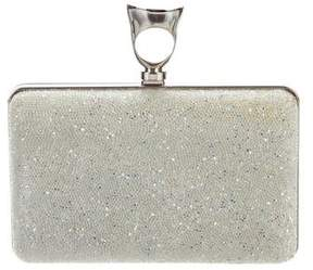 Tom Ford Crystal Embellished Ring Clutch