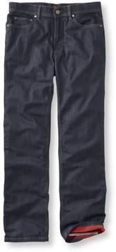 L.L. Bean L.L.Bean Cliffside Cordura Jeans, Lined