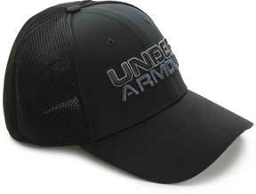 Under Armour Men's Mesh Logo Baseball Cap