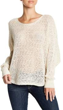 Billabong Dance With Me Netted Sweater