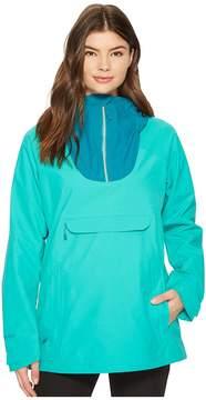 Burton ak] 2L Elevation Anorak Jacket Women's Coat