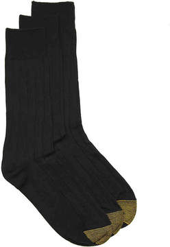 Gold Toe Men's Hampton Men's's Dress Socks - 3 Pack