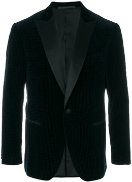 Pal Zileri velvet tuxedo blazer