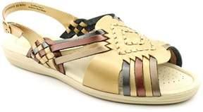 Softspots Tela Ww Open-toe Leather Slingback Sandal.