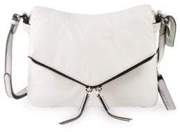 Vince Camuto Leather Envelope Front Crossbody Bag
