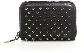 Christian Louboutin Panettone Spiked Coin Purse