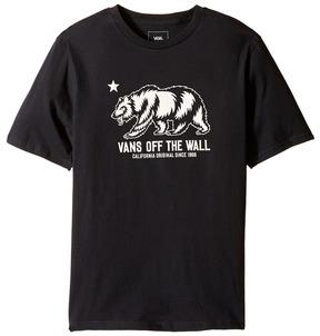 Vans Kids Cali Club Tee Boy's T Shirt