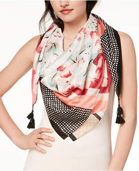 INC International Concepts I.n.c. Printed Square Scarf, Created for Macy's
