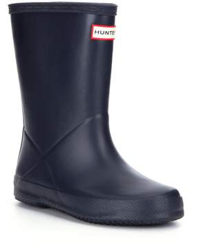Hunter First Matte Kid's Waterproof Rain Boots