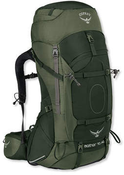 L.L. Bean Osprey Aether 70 Anti-Gravity Expedition Pack