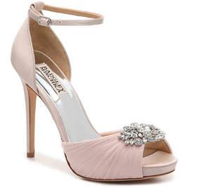Badgley Mischka Embellish Platform Sandal - Women's