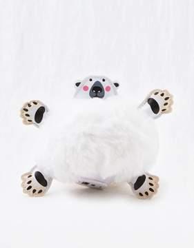aerie DCI Polar Bear Pom Charger