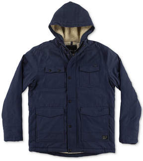O'Neill Men's Vancouver Sherpa Hooded Jacket