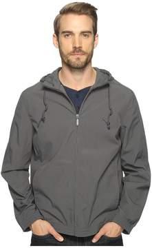 Andrew Marc Rogers Hooded Bomber Jacket Men's Coat