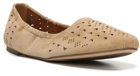 Franco Sarto Women's Brewer Perforated Ballet Flat