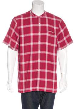 Ovadia & Sons Crosby Plaid Shirt w/ Tags