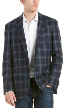 Hart Schaffner Marx Wool & Cashmere-blend Sport Coat.
