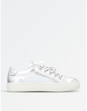 Tod's Tods Sportivo XK Ganci leather trainers