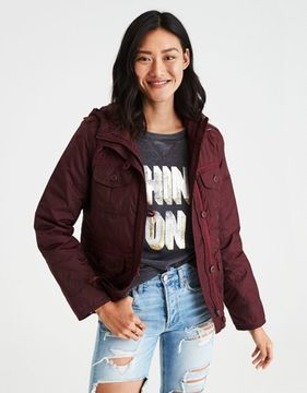 American Eagle Outfitters AE Water-Resistant Parka