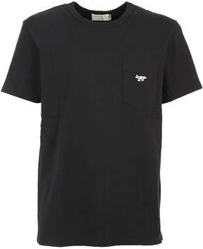 Kitsune Maison Chest Pocket T-shirt